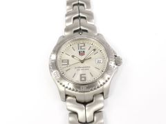 TAG Heuer Link Full Size Silver Dial WT1112.BA0550