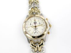 TAG Heuer SEL Chronograph with 18k Gold CG1120-0