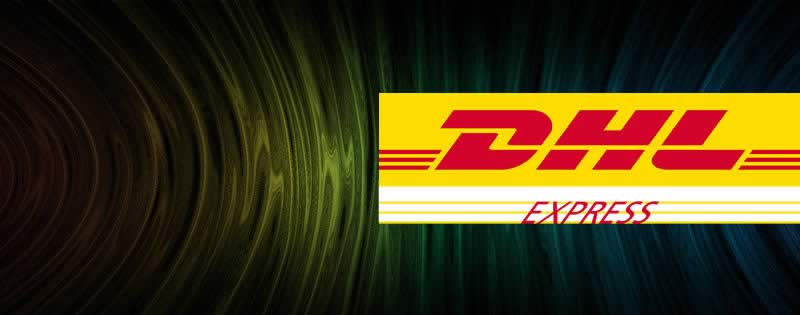 DHL Express shipping now available
