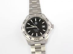 TAG Heuer Aquaracer 300M Calibre 5 Black Automatic WAP2010.BA0830