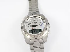 Tissot T-Touch II Expert Stainless Steel T013.420.11.032.00