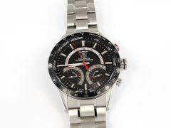 TAG Heuer Carrera Calibre S Laptimer Retrograde CV7A10.BA0795