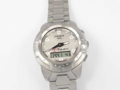 Tissot T-Touch Stainless Steel Z 252/352