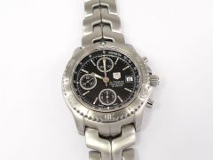 TAG Heuer Link Chronograph CT2111.BA0550 Black