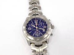 TAG Heuer Link Chronograph CT1110.BA0550 Bourne Identity