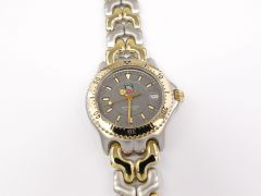 TAG Heuer SEL Mid Size Two Tone 18k Gold WG1220-K0