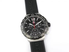 TAG Heuer Formula 1 Chronograph 42mm Black CAU1110.FT6024