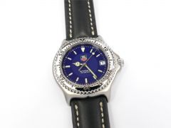TAG Heuer SEL Automatic Blue WI2111