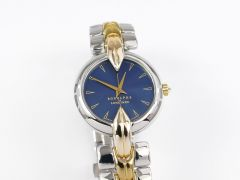 Longines Rodolphe Blue Dial Stainless Steel & 18k Gold