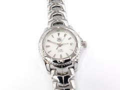 TAG Heuer Link WJ1313.BA0572 Lady 27mm White Mother of Pearl